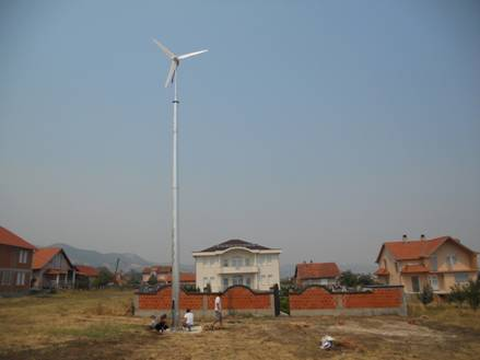 5KW installed in Serbia-2